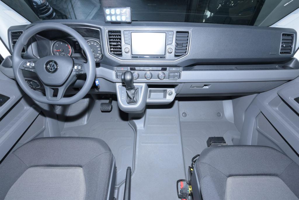 Volkswagen Crafter Intérieur-6